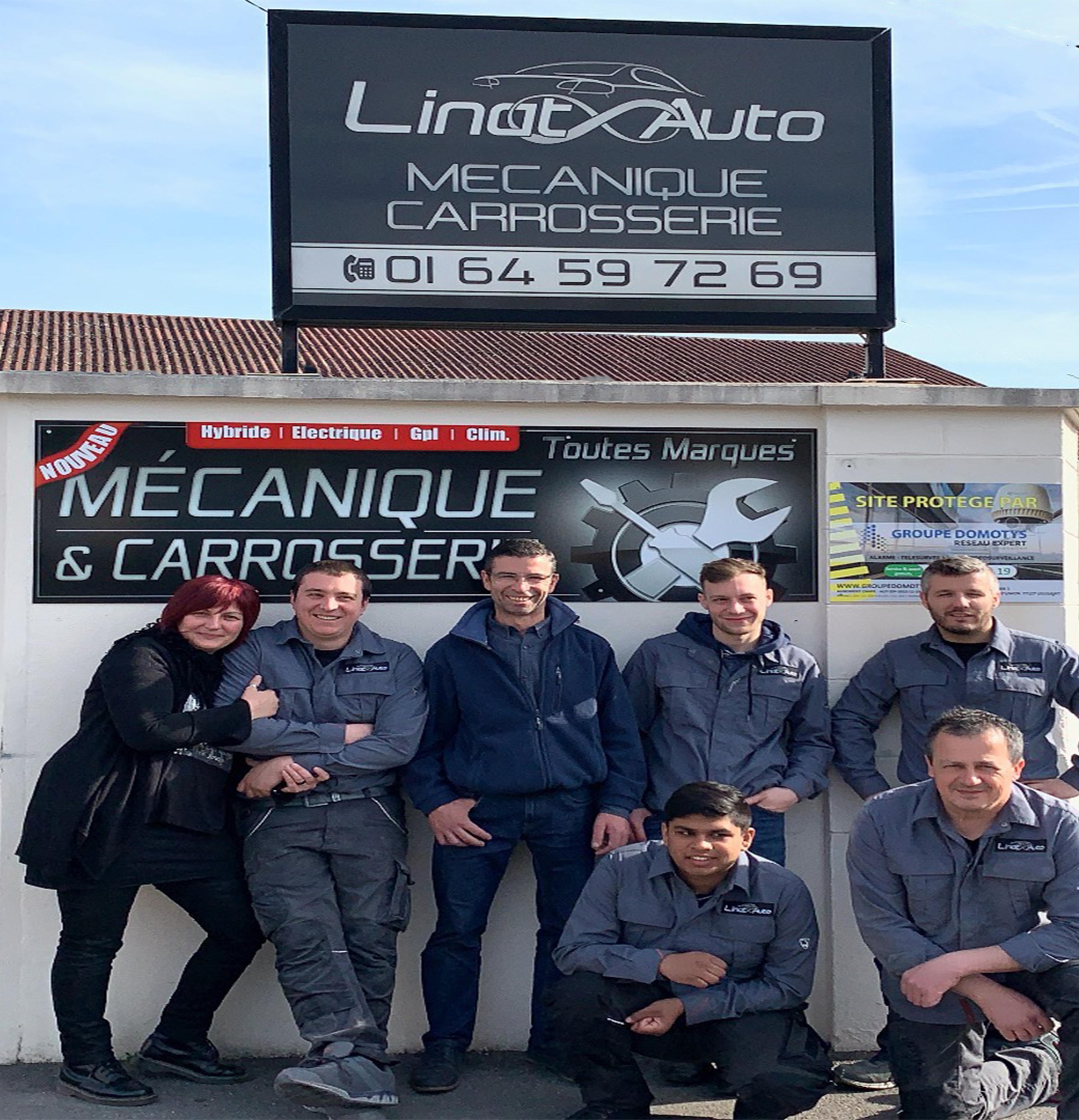 Garage LINAT AUTO DOURDAN