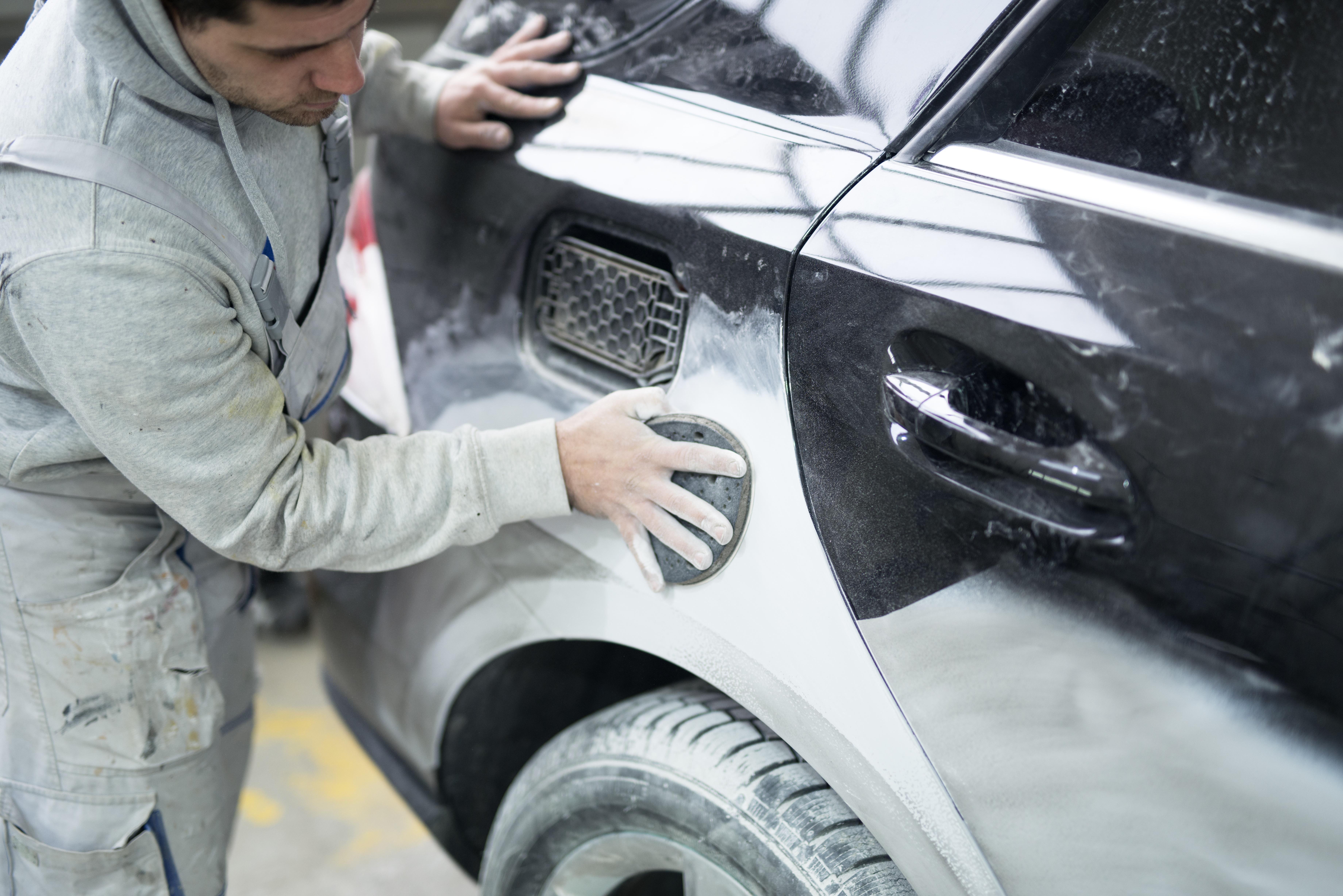 Carrosserie peinture automobile